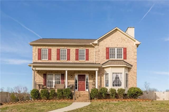 6915 Prairie Grove Drive, Clemmons, NC 27012 (#962911) :: Premier Realty NC