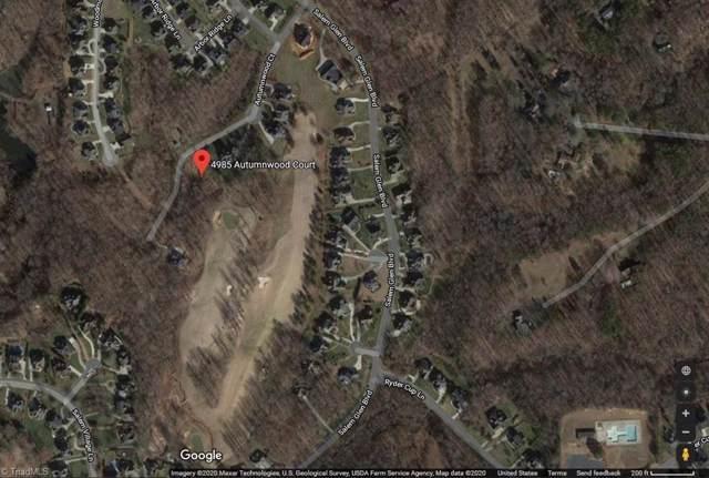 4985 Autumnwood Court, Clemmons, NC 27012 (#962920) :: Premier Realty NC
