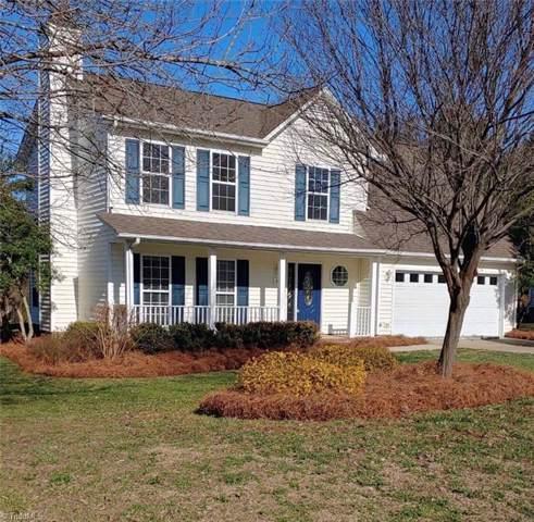 1703 Glenn Meade Drive, High Point, NC 27265 (MLS #962941) :: Berkshire Hathaway HomeServices Carolinas Realty