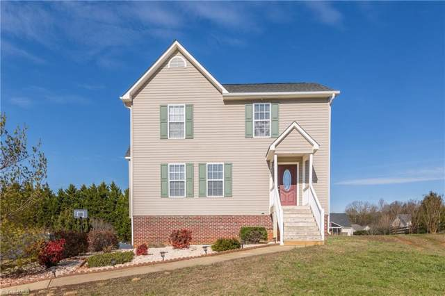 132 Twinwood Road, Clemmons, NC 27012 (#962957) :: Premier Realty NC