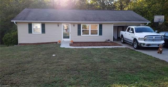 180 Green Valley Street, North Wilkesboro, NC 28659 (MLS #962968) :: RE/MAX Impact Realty