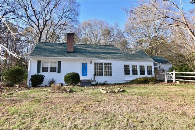 750 Magnolia Street, Winston Salem, NC 27103 (MLS #962987) :: Ward & Ward Properties, LLC