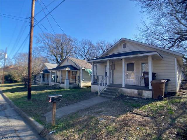 906 Richardson Avenue, High Point, NC 27260 (MLS #963010) :: Berkshire Hathaway HomeServices Carolinas Realty