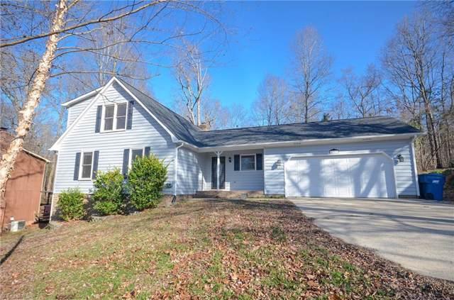 4803 Whisper Oak Drive, Trinity, NC 27370 (MLS #963029) :: HergGroup Carolinas | Keller Williams