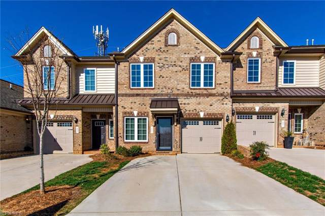 805 Piedmont Crossing Drive, High Point, NC 27265 (MLS #963031) :: Berkshire Hathaway HomeServices Carolinas Realty
