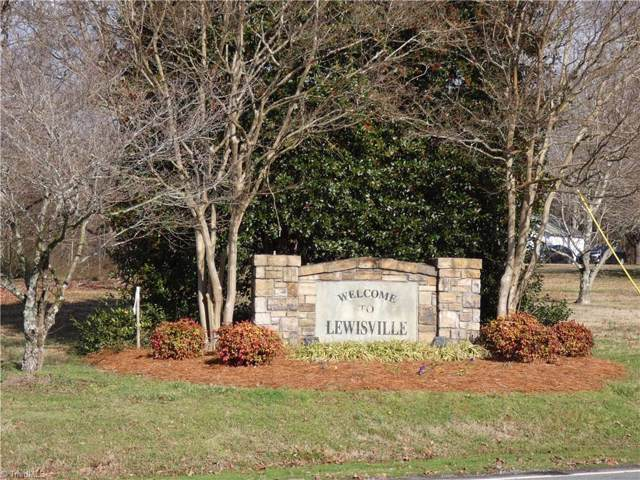 0 Concord Church Road, Lewisville, NC 27023 (MLS #963038) :: Berkshire Hathaway HomeServices Carolinas Realty