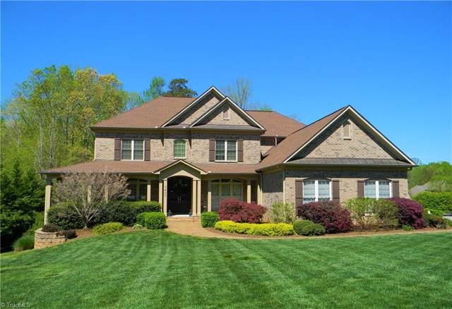 7607 Blue Sage Court, Summerfield, NC 27358 (MLS #963084) :: Berkshire Hathaway HomeServices Carolinas Realty