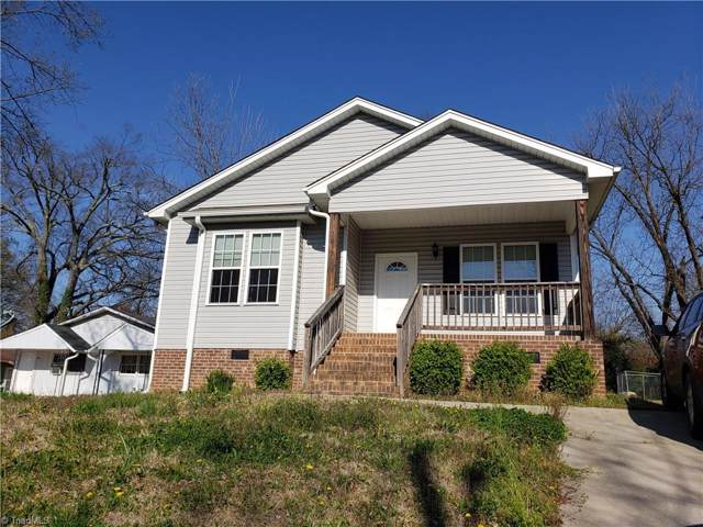 815 Mobile Street, High Point, NC 27260 (MLS #963135) :: Berkshire Hathaway HomeServices Carolinas Realty