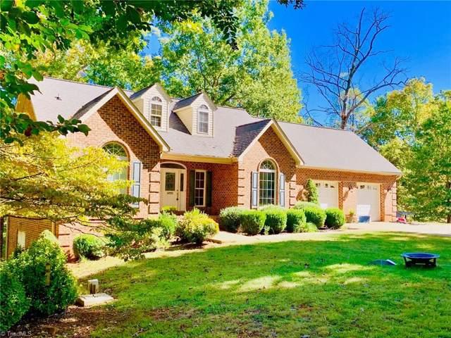 282 Mountain Shore Drive, Denton, NC 27239 (MLS #963137) :: Berkshire Hathaway HomeServices Carolinas Realty