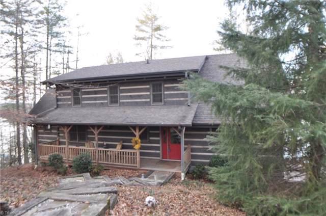 484 Grace Drive, Wilkesboro, NC 28697 (MLS #963175) :: Berkshire Hathaway HomeServices Carolinas Realty