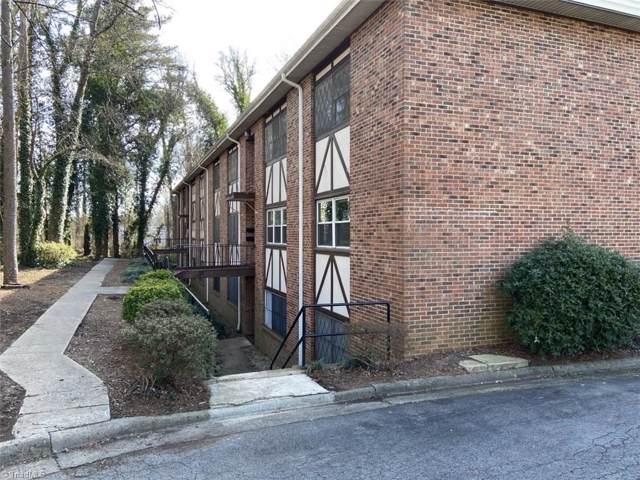 1822 N Elm Street F, Greensboro, NC 27408 (MLS #963232) :: Ward & Ward Properties, LLC