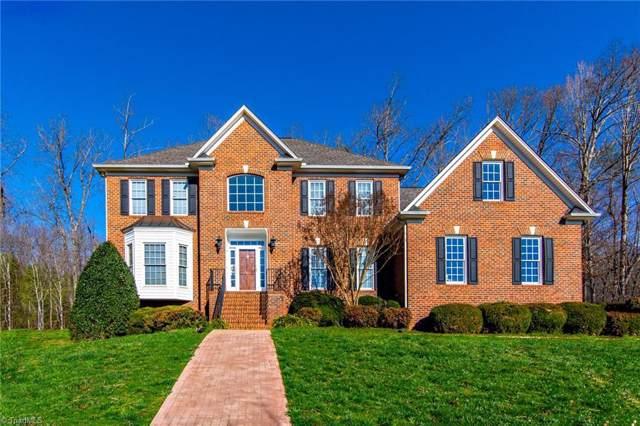 2390 Mountain Lake Road, Asheboro, NC 27205 (MLS #963237) :: Ward & Ward Properties, LLC