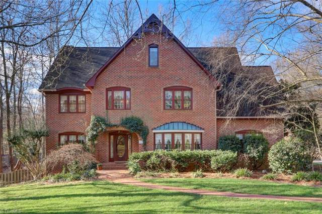 807 Blanton Place, Greensboro, NC 27408 (MLS #963273) :: Ward & Ward Properties, LLC
