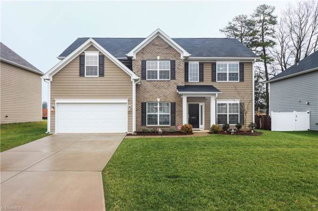 4534 Fallowood Terrace, High Point, NC 27265 (MLS #963332) :: Berkshire Hathaway HomeServices Carolinas Realty