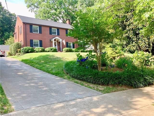 1837 Runnymede Road, Winston Salem, NC 27104 (MLS #963361) :: Team Nicholson