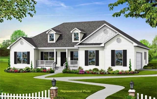 820 Byrd Road, Granite Quarry, NC 28072 (MLS #963408) :: Berkshire Hathaway HomeServices Carolinas Realty