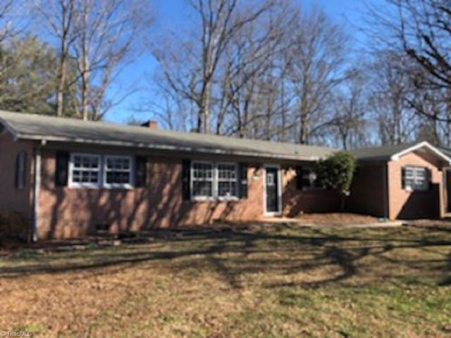 364 Sherwood Forest Drive, North Wilkesboro, NC 28659 (MLS #963430) :: Ward & Ward Properties, LLC