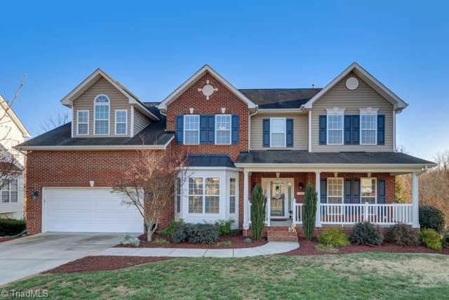 4978 Winding Ridge Drive, Greensboro, NC 27406 (MLS #963464) :: Berkshire Hathaway HomeServices Carolinas Realty