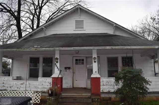1326 Bretton Street, Winston Salem, NC 27107 (MLS #963467) :: Berkshire Hathaway HomeServices Carolinas Realty