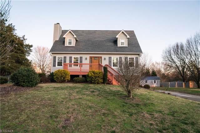 5805 Zinzendorf Road, Winston Salem, NC 27127 (MLS #963500) :: Berkshire Hathaway HomeServices Carolinas Realty
