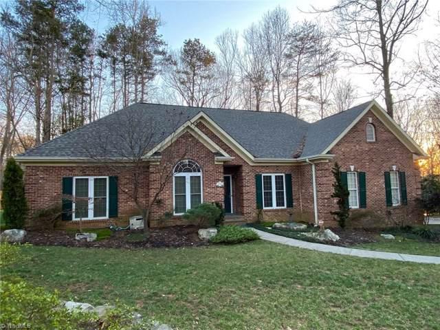 3962 Rookwood Lane, Winston Salem, NC 27106 (MLS #963504) :: Berkshire Hathaway HomeServices Carolinas Realty