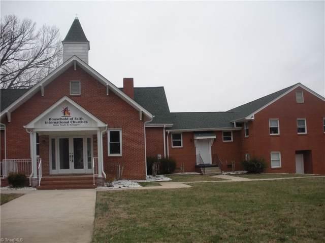 1204 Picard Street, Greensboro, NC 27405 (MLS #963519) :: Berkshire Hathaway HomeServices Carolinas Realty