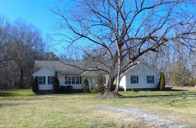 2827 Clifford Ray Road, Haw River, NC 27258 (MLS #963522) :: Berkshire Hathaway HomeServices Carolinas Realty