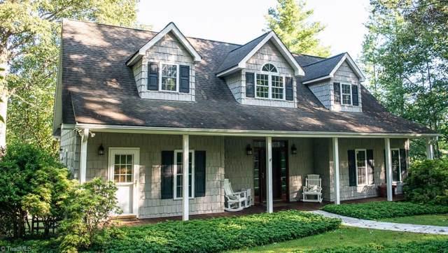 154 Country Club Road, Roaring Gap, NC 28668 (MLS #963563) :: Greta Frye & Associates | KW Realty Elite