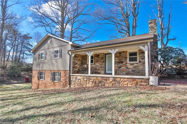 1719 Cb Eller School Road, Elkin, NC 28621 (MLS #963590) :: Team Nicholson