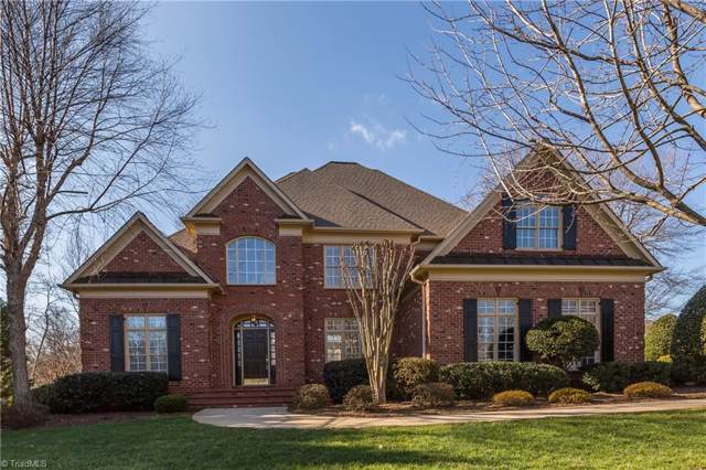 3986 White Hawk Lane, Winston Salem, NC 27106 (MLS #963689) :: Ward & Ward Properties, LLC