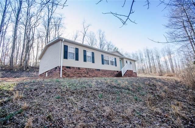 2884 Old 60, Ronda, NC 28670 (MLS #963695) :: Ward & Ward Properties, LLC