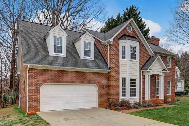 5207 Flintrock Court, Greensboro, NC 27455 (MLS #963800) :: Ward & Ward Properties, LLC