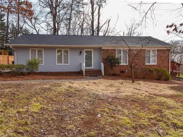2209 Hathaway Drive, Greensboro, NC 27408 (MLS #963808) :: HergGroup Carolinas   Keller Williams