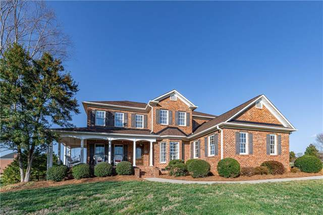 154 Country Circle, Advance, NC 27006 (MLS #963818) :: RE/MAX Impact Realty