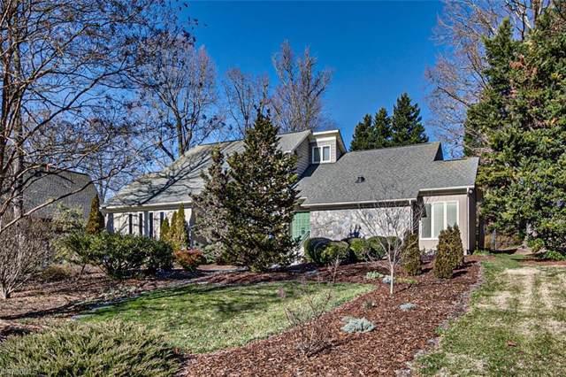 3500 Crosstimbers Drive, Greensboro, NC 27410 (MLS #963840) :: Ward & Ward Properties, LLC