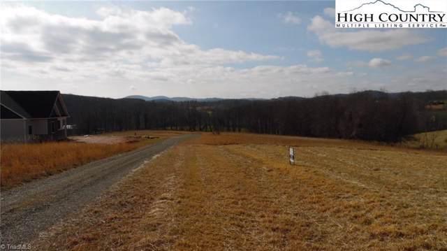 TBD Dogwood Ridge, Sparta, NC 28675 (MLS #963884) :: Berkshire Hathaway HomeServices Carolinas Realty
