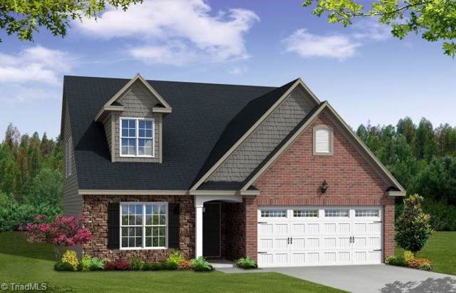 3825 Rutherford Court #6, Winston Salem, NC 27106 (MLS #963902) :: Ward & Ward Properties, LLC