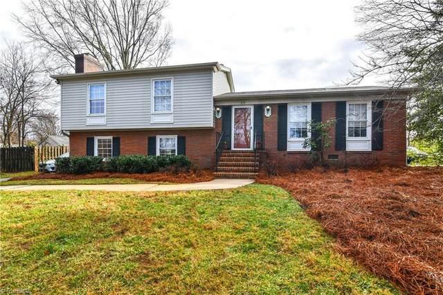 814 Meade Drive, Greensboro, NC 27410 (MLS #965094) :: HergGroup Carolinas   Keller Williams