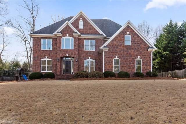 4 Willow Oak Court, Greensboro, NC 27408 (MLS #965105) :: Ward & Ward Properties, LLC