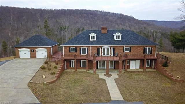 105 Mountain View Church Road, North Wilkesboro, NC 28659 (MLS #965162) :: Ward & Ward Properties, LLC