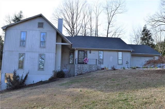 3534 Stimpson Drive, Pfafftown, NC 27040 (MLS #965163) :: Ward & Ward Properties, LLC
