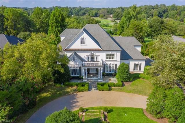 6 Clubview Court, Greensboro, NC 27410 (MLS #965230) :: Berkshire Hathaway HomeServices Carolinas Realty