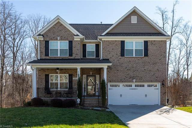 2206 Dunning Court, High Point, NC 27265 (MLS #965251) :: Berkshire Hathaway HomeServices Carolinas Realty