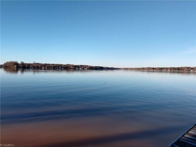 200 Lakefront Drive, Salisbury, NC 28146 (MLS #965260) :: Ward & Ward Properties, LLC