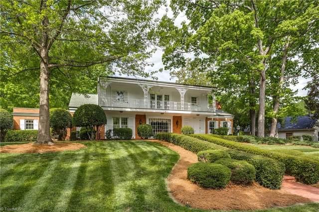 2201 Granville Road, Greensboro, NC 27408 (MLS #965265) :: Ward & Ward Properties, LLC