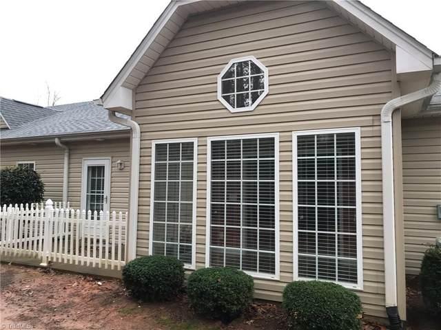 107 E Brick Walk Court, Mocksville, NC 27028 (MLS #965371) :: Ward & Ward Properties, LLC