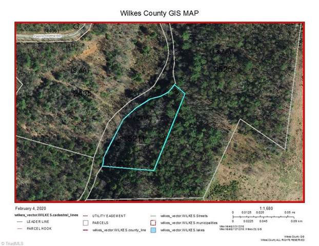 0 Cabin Creek Road, Hays, NC 28635 (MLS #965382) :: Ward & Ward Properties, LLC