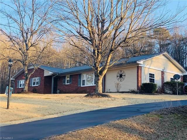 3840 Traphill Road, Hays, NC 28635 (MLS #965455) :: Ward & Ward Properties, LLC
