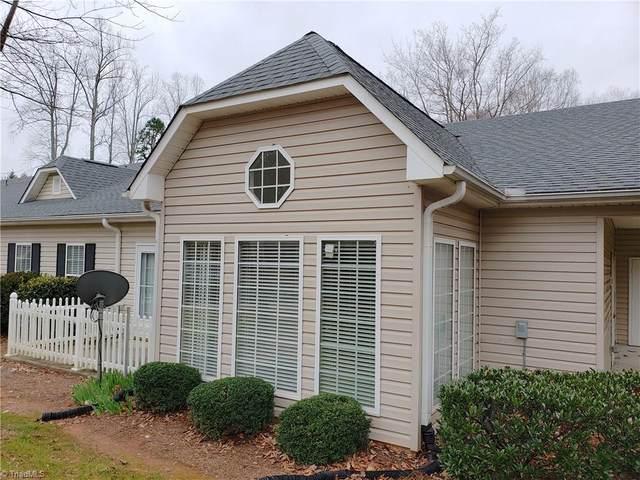 106 Mill Run Drive, Mocksville, NC 27028 (MLS #965536) :: Ward & Ward Properties, LLC