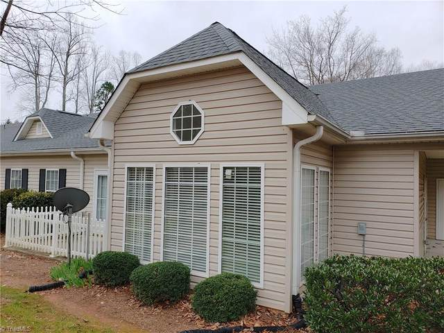 106 Mill Run Drive, Mocksville, NC 27028 (MLS #965536) :: RE/MAX Impact Realty